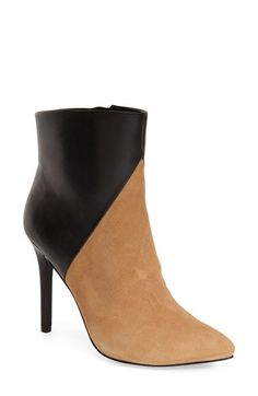 Charles by Charles David 'Pine' Pointy Toe Bootie (Women) available at #Nordstrom