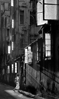 Fan Ho: White Windows, 1962 via Dmitry Polgar