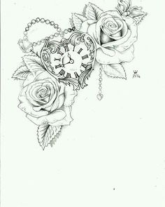 ♚AFG♛ Baby Tattoos, Tattoos For Kids, Rose Tattoos, Flower Tattoos, Body Art Tattoos, Sleeve Tattoos, Tattoo Femeninos, Tattoo Blog, Tattoo Sketches