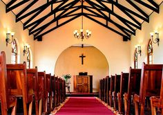 A beautiful chapel fit for a beautiful day! Beautiful Day, Dream Wedding, Stairs, Weddings, Country, Fit, Home Decor, Stairway, Decoration Home