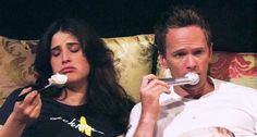 for moods mood Ted And Robin, Barney And Robin, How I Met Your Mother, Series Movies, Movies And Tv Shows, Tv Series, Image Meme, Thats 70 Show, Robin Scherbatsky