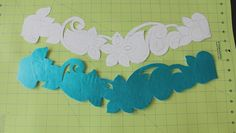 Swirly Belt & pattern