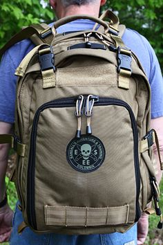 Junglas Pack from ESEE. Nice little everything bag.