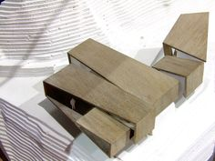 How I miss to do model. Look at the materials! Hollywood House / wHY Architecture
