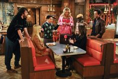 """2 Broke Girls Photos: Back to school gifts in """"And The First Day Of School"""" Episode 10 of Season 3 on CBS.com"""