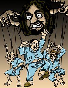 """Ilustración para la portada de la novela """"El Preticante"""""""