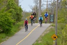 Pedal some of the best off-road Bike Trails in WI | Visit Delafield