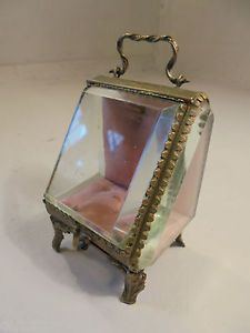 Antique French Pocket Watch , Jewell Stand ,  Box  ,   ..ref 703 in Antiques, Other Antiques | eBay