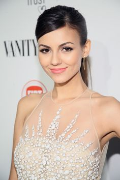 Victoria Justice - Vanity Fair and FIAT celebration of Young Hollywood in LA 02/17/15