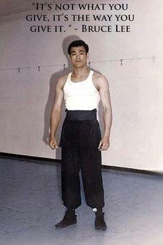 Bruce Lee quote.jpg (236×354)