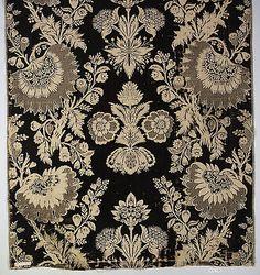 Piece 1725 - 1730 French silk