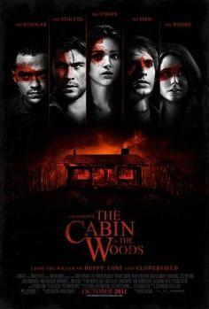 ver La cabaña del terror (Cabin in the Woods) online descargar HD gratis español latino subtitulada