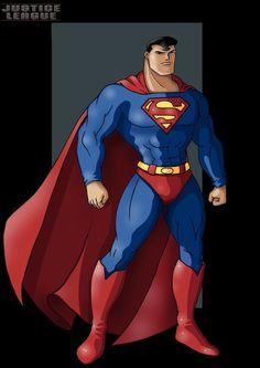 Superman by (Christopher Reeve - Kal-El / Clark Kent ) Comic Superman, Superman Characters, Batman, Superman Stuff, Superman Images, Dc Characters, Wonder Woman Y Superman, Superman Man Of Steel, Action Comics 1