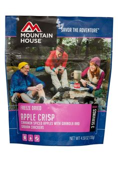 Mountain House Apple Crisp >>> This is an Amazon Affiliate link. Click image for more details.