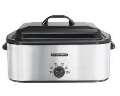 Hamilton Beach 32918 Roaster Oven/Warmer 18 Quart