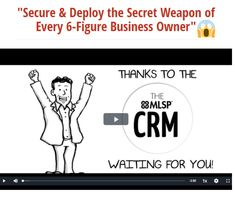 Discover the Secret of a Six Figure Business Owner Online Marketing Tools, Email Marketing, Crm Tools, Work Life Balance, The Secret, Money, Business, Free, Silver
