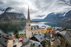 See Hallstatter lake - Hallstatt - Austria