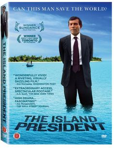 President Mohammed Nasheed of the Maldives is confronting a massive problem. As one of the most low-lying countries in the world, a rise of three feet in sea level would submerge the 1200 islands of the Maldives and make them uninhabitable.  http://ccsp.ent.sirsi.net/client/en_US/hppl/search/results?qu=nasheed+island&te=&lm=HPLIBRARY&dt=list