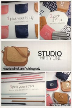 Starting in Feb 2018 Build Your Own Bag -BYOB with Thirty-One Gifts!! www.facebook.com/katsbagparty