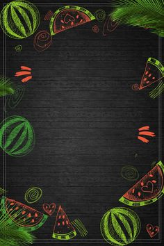 Watermelon melon edible fruit fruit background You should use your balcony to grow vegetables. Framed Wallpaper, Fall Wallpaper, Butterfly Wallpaper, Summer Backgrounds, Food Backgrounds, Flower Backgrounds, Food Background Wallpapers, Watermelon Wallpaper, Fond Design