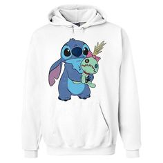 Buy Lilo & Stitch Ohana Stitch & Scrump Girls Hoodie (Oztmu) This hoodie is Made To Order, one by one printed so we can control the quality. We use newest DTG Technology to print on to Lilo & Stitch Ohana Stitch & Scrump Girls Hoodie (Oztmu) Teen Fashion Outfits, Disney Outfits, Cool Outfits, Funny Outfits, Disney Clothes, Trendy Hoodies, Cool Hoodies, Hoodies For Girls, Lilo Und Stitch Ohana
