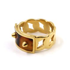 2017 Newest Design Stainless Steel Rings for women Hollow Out Gold Plated Leopard Rings Decorative Pattern Fashion Jewelry Hot