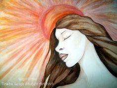 I Am ~Trisha Leigh Shufelt Art (c) 2015