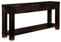 Entry? Gavelston Sofa Table, ASL-T732-4, Ashley Furniture