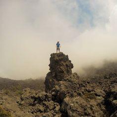 Volcán Cerro Quemado, Quetzaltenango, Guatemala. #Guatemala #volcan