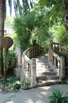 My inner landscape Outdoor Areas, Outdoor Life, Outdoor Living, Ibiza, Menorca, Fantasy Rooms, Secret House, Romantic Things To Do, Take The Stairs