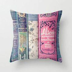 Fav Books + Pillow
