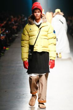Undercover Fall 2018 Menswear Collection - Vogue