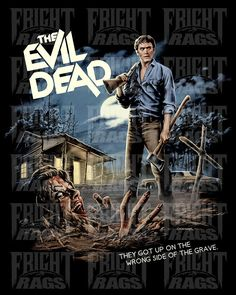 THE EVIL DEAD V1 by Justin Osbourn