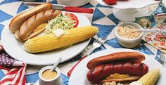 Eat healthier this July 4 by ignoring nutrition labels 4th Of July Cake, Fourth Of July Food, 4th Of July Celebration, July 4th, Hot Dog Buns, Hot Dogs, Vintage Design, Independence Day, Gourmet