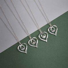 Avon Seraphina Feather Longline Necklace Pendant