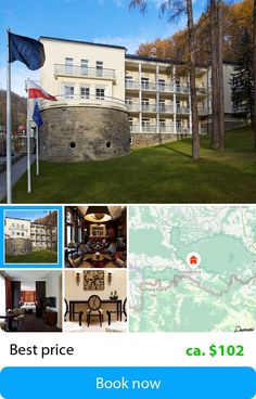 Modrzewie Park Hotel (Szczawnica, Poland) – Book this hotel at the cheapest price on sefibo.