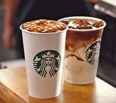 Is it wrong I have had a caramel machiatto every day this week? No.