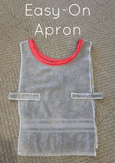 Easy-On Apron