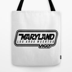 L  O  S    A  Ñ  O  S    M  U  E  R  T  O  S - MARYLAND - vigo - MarylandVigo Tote Bag Maryland, Reusable Tote Bags, Group, Music, Death, Musica, Musik, Muziek, Music Activities