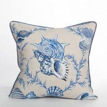 Biscayne Collection Sumba Pillow / Natural