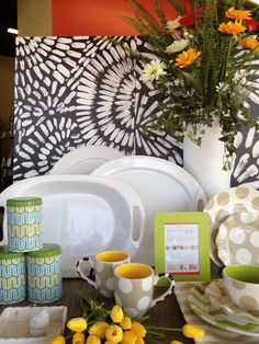 Emory anne interiors #edmond Who's planning a party? We've got the goods to make your table look fabulous!
