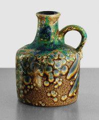 Marei Keramik 4300 (Fat Lava Wadersloh) Tags: west vintage lava fat retro german pottery keramik 4300 wgp marei
