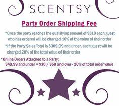 Scentsy #Australia shipping