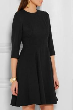 Every Woman Should Own These 5 Little Black Dresses: An A-Line Little Black Dress