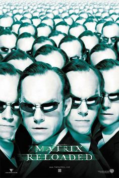 Hugo Weaving - Agent Smith...one of my favorite characters