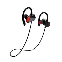 Apple Alcatel Fierce 4 Bluetooth Headset In-Ear Running Earbuds IPX4 Waterproof with Mic Stereo Earphones Samsung,Google Pixel,LG CVC 6.0 Noise Cancellation works with