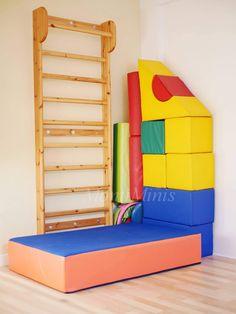 Klettern, Hüpfen, Balancieren   Unsere Indoor Spielgeräte Zum Zu Hause  Austoben