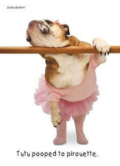 haha ballet funnies :)
