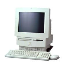 my very first Mac computer Macintosh Performa