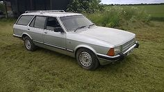 Ford Granada 2.8 Auto Ghia Estate